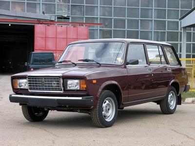 """Lada 2104. Фото """"АвтоВАЗа"""""""