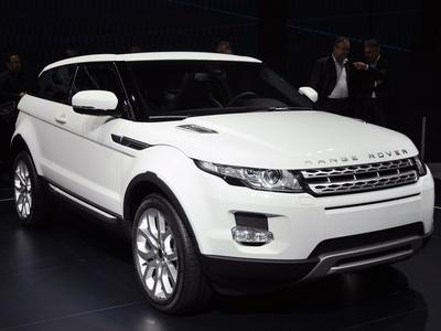 Range Rover Evoque. Фото с сайта autoblog.com