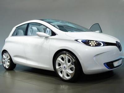 Renault ZOE. Фото с сайта worldcarfans.com