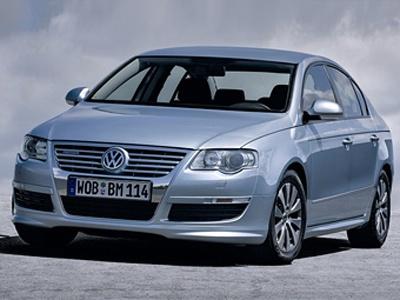 VW Passat BlueMotion. Фото Volkswagen
