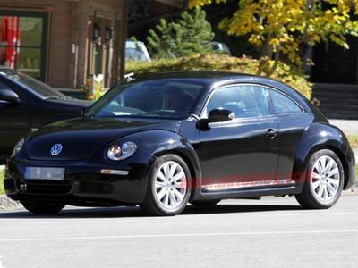 Новое поколение Volkswagen New Beetle. Фото с сайта autoblog.com