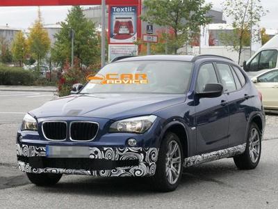 BMW X1 M-Sport. Фото с сайта caradvice.com.au