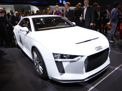 Audi Quattro Concept. Фото с сайта autoblog.com