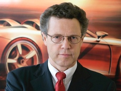 Вольфганг Дюрхаймер. Фото Porsche