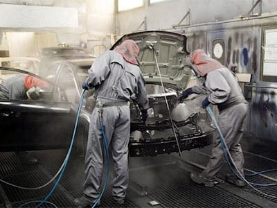 Всеволожский завод Ford. Фото Ленты.ру