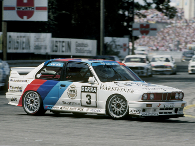 BMW M3 DTM. Фото BMW