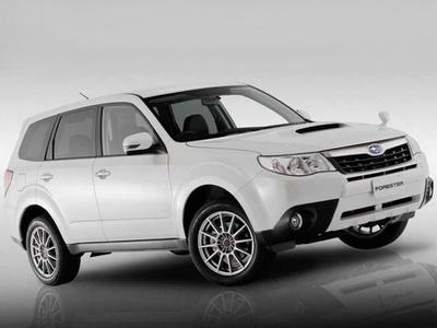 Subaru Forester S-Edition. Фото Subaru