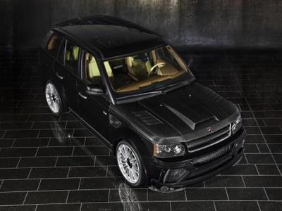 Range Rover Sport от Mansory. Фото Mansory