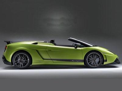 Lamborghini Gallardo LP570-4 Performance. Фото Lamborghini