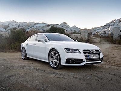 Audi A7 Sportback. Фото Ленты.ру и компании Audi