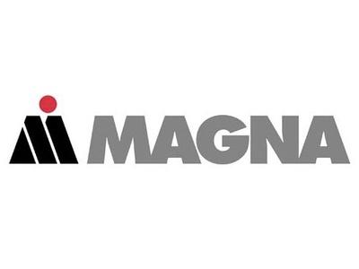 Логотип Magna
