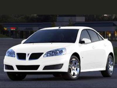 Pontiac G6. Фото GM