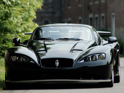 Gillet Vertigo.5 Spirit. Фото Gillet Automobiles