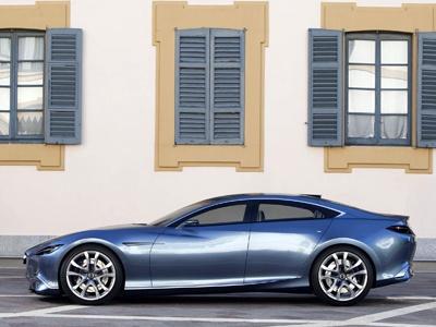 Shinari Concept. Фото Mazda
