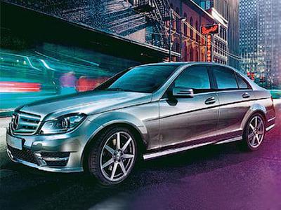 Обновленный Mercedes-Benz С-Class. Иллюстрации с сайта autobild.de