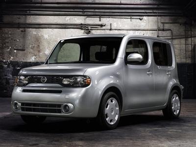 Nissan Cube. Фото Nissan