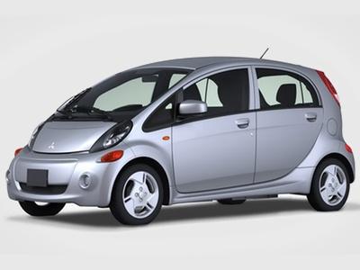 Mitsubishi i-MIEV. Фото Mitsubishi