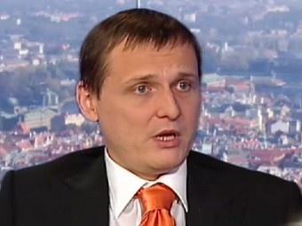 Министр транспорта Чехии Вит Барта. Фото с сайта notedown.cz
