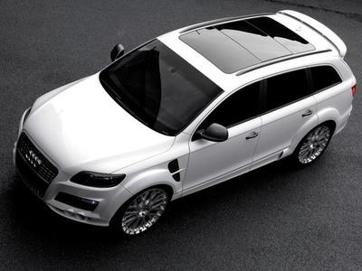 Audi Q7 Wide Track. Фото Project Kahn