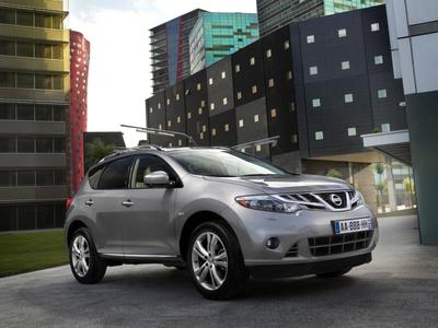 Nissan Murano. Фото Nissan