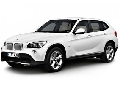 BMW X1. Фото BMW