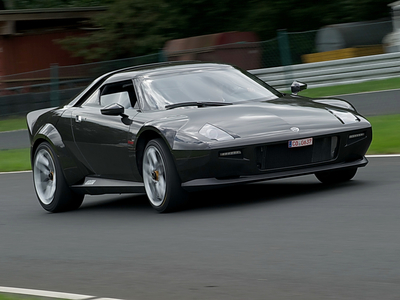 Lancia Statos. Фото с сайта new-stratos.com