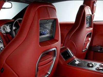 Aston Martin Rapide Luxe. Фото Aston Martin