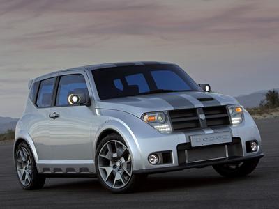 Dodge Hornet Concept. Фото Dodge