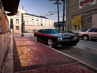 Dodge Challenger RT. Фото Dodge