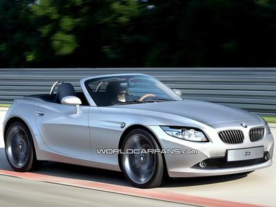 BMW Z2. Иллюстрация с сайта worldcarfans.com