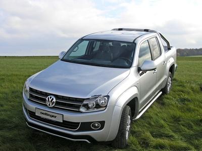 VW Amarok от Oettinger. Фото Oettinger Performance GmbH