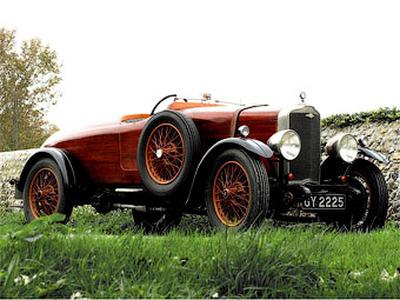 Talbot 14/65 Boat Tail Tourer. Фото с сайта historics.co.uk