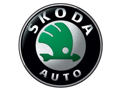 Официальный логотип Skoda