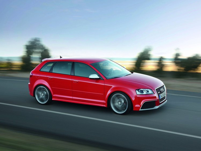 Audi RS3. Фото Audi