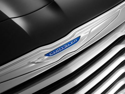 Chrysler 300C. Фото Chrysler