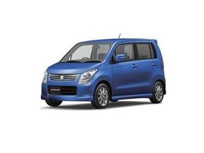 Suzuki Wagon R Limited. Фото Suzuki