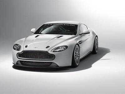 Aston Martin Vantage GT4. Фото Aston Martin