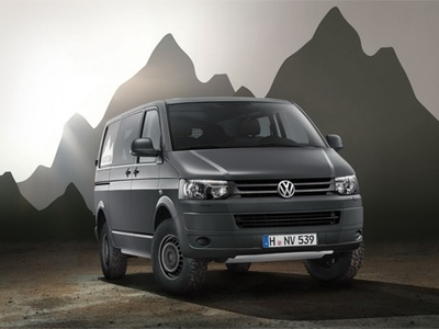 Volkswagen Transporter Rockton. Фото Volkswagen