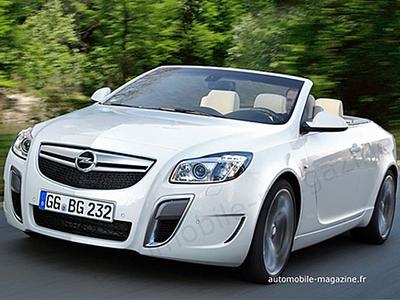 Opel Calibra. Иллюстрации с сайта automobile-magazine.fr