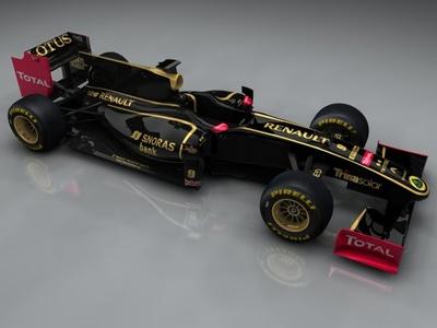 Фото Renault F1