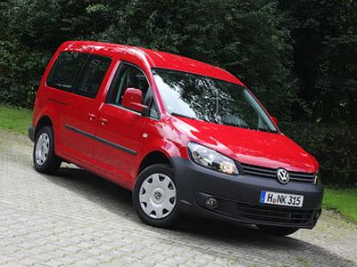 Volkswagen Caddy. Фото Ленты.ру и компании Volkswagen