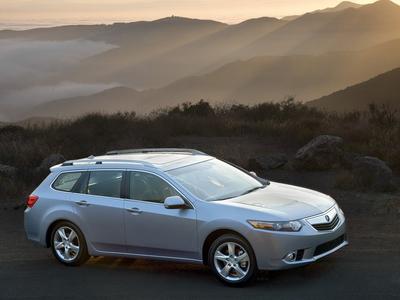 Acura TSX Sport Wagon. Фото Acura