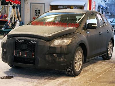 """""""Мул"""" Mazda CX-5. Фото с сайта autoblog.com"""
