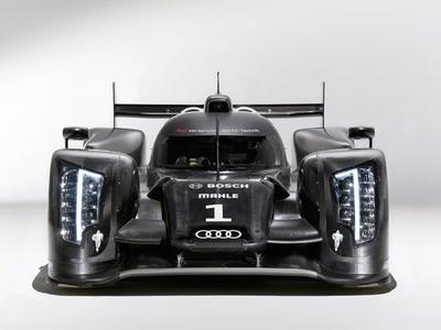 Audi R18. Фото Audi