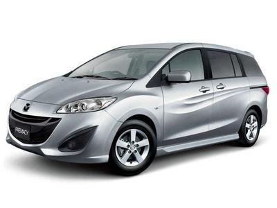 Mazda Premacy. Фото Mazda