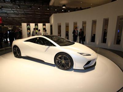 Lotus Esprit. Фото Ленты.ру