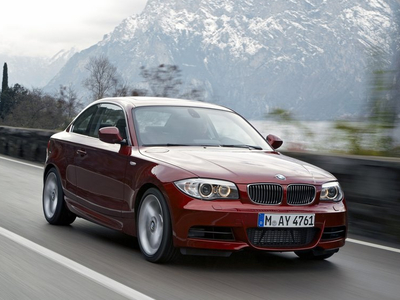 Обновленная BMW 1-Series. Фото BMW