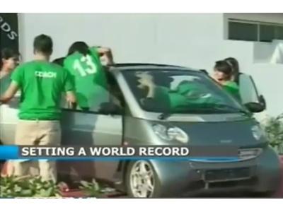 Кадр видео с сайта allvoices.com