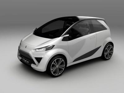 Lotus City Car. Фото Lotus