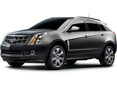 Cadillac SRX. Фото GM
